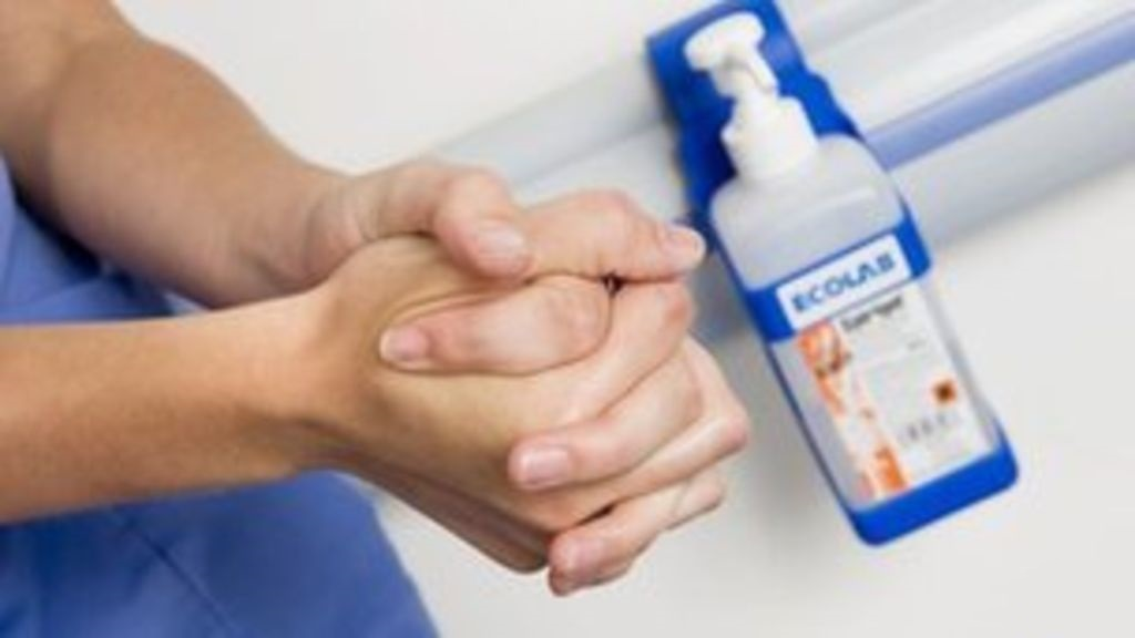 Making Healthcare More Hygienic…